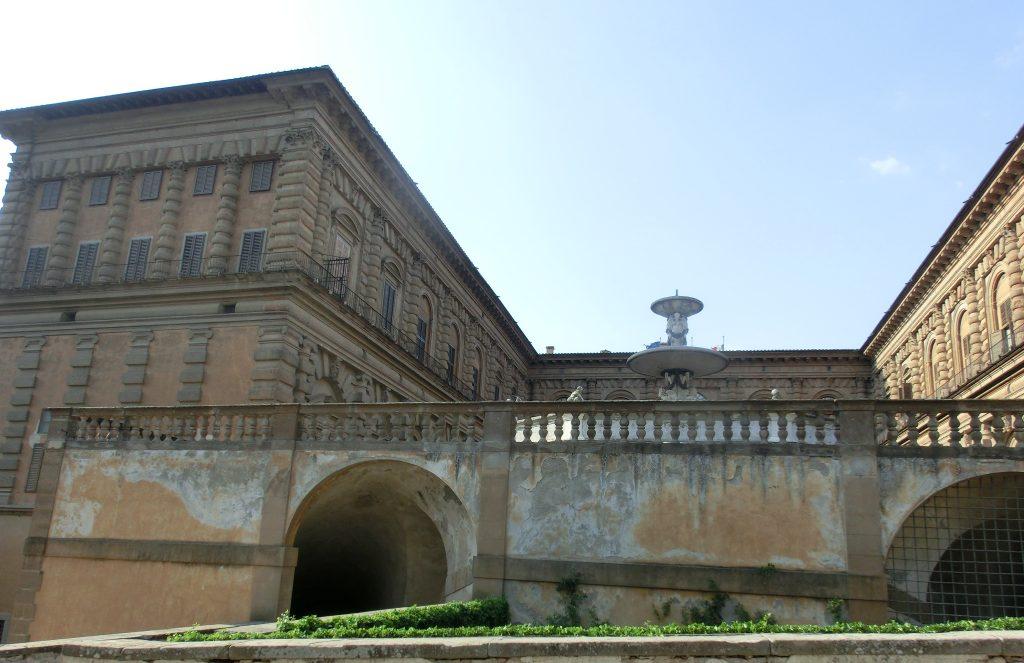 世界遺産のフィレンツェのボーボリ庭園