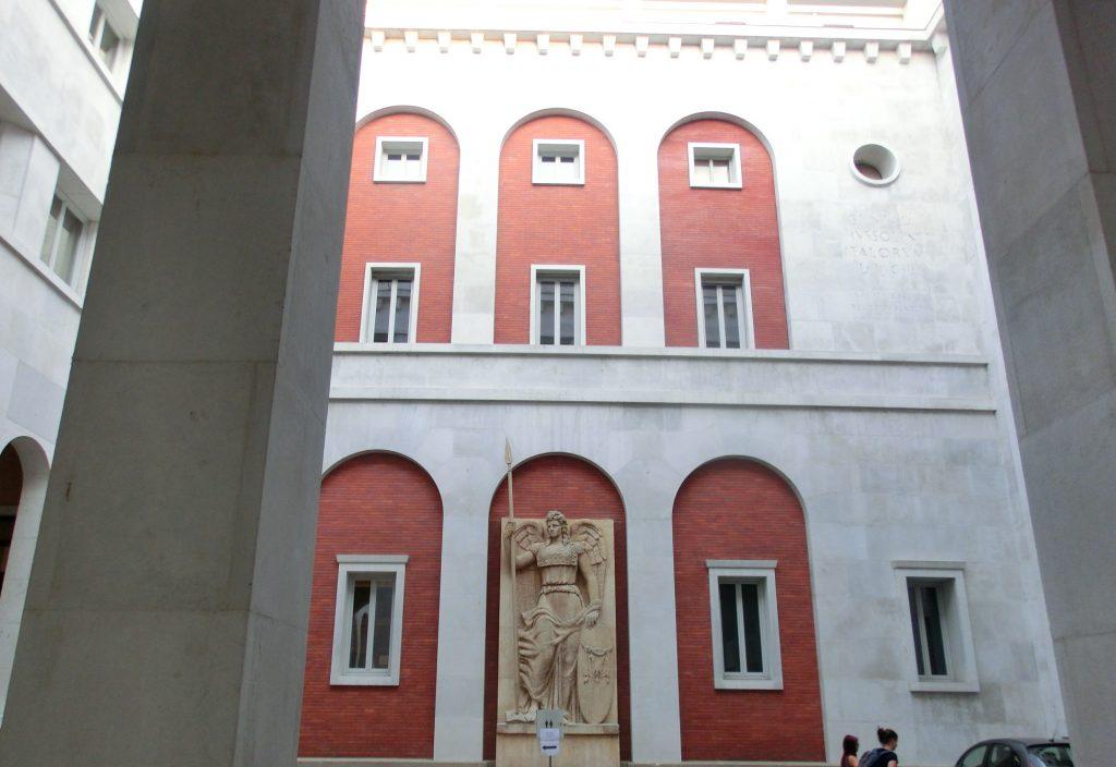 パドヴァ大学のステキなモニュメント