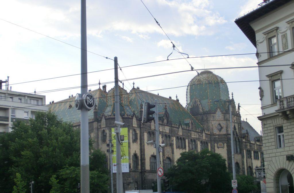 ブダペストの景色