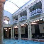 ブダペストのゲッレールト温泉で癒される