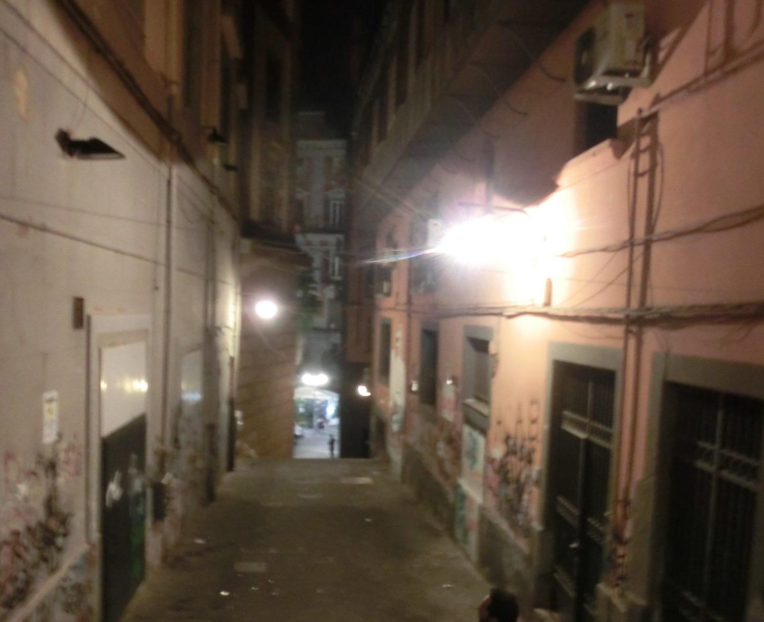 ナポリのゴミ問題、実際はそんなにヒドくなかった