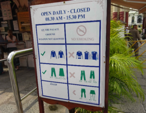 ワット・プラケオ服装などの注意点!入場料・地図・営業時間は?