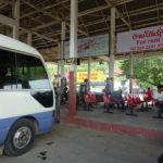 バンビエンからルアンパバーンまでのバス移動でハプニング発生!!