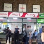 プリズレンからポドゴリツァ経由でコトルに行くバスの行き方