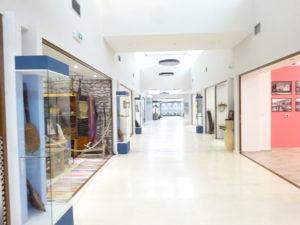モスタルの博物館「BosnaSeum」館内の画像
