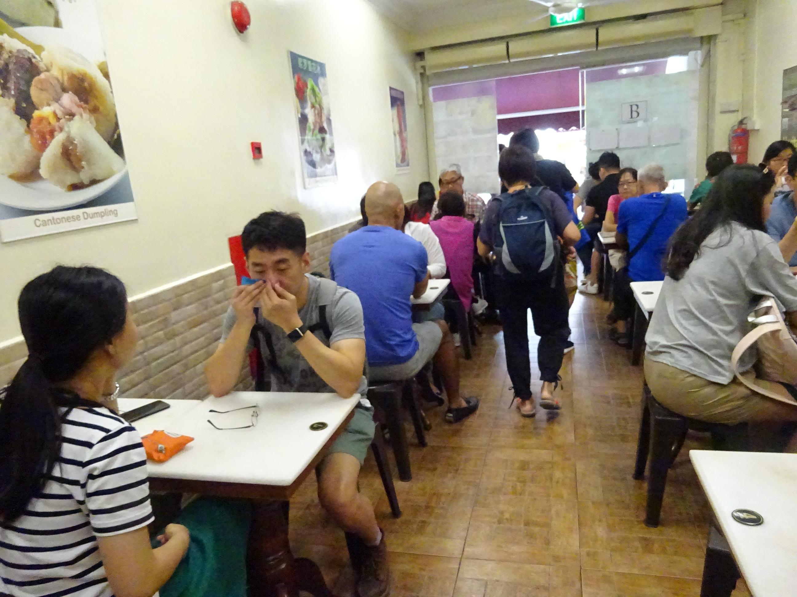 「味香園甜品(Mei Heong Yuen Dessert)」はシンガポールの人気店