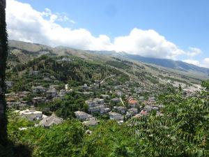 アルバニアの観光ではハズせないジロカストラ城からの絶景☆