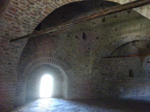 アルバニアのジロカストラ城の時計塔には入れる