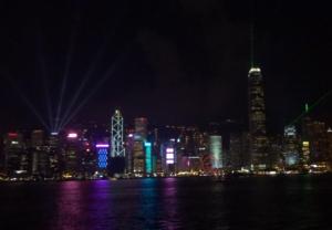 香港のシンフォニーオブライツを見に行こう!