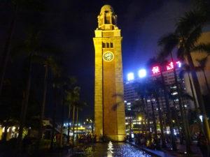 シンフォニーオブライツを見た後は時計塔もおすすめ観光スポット